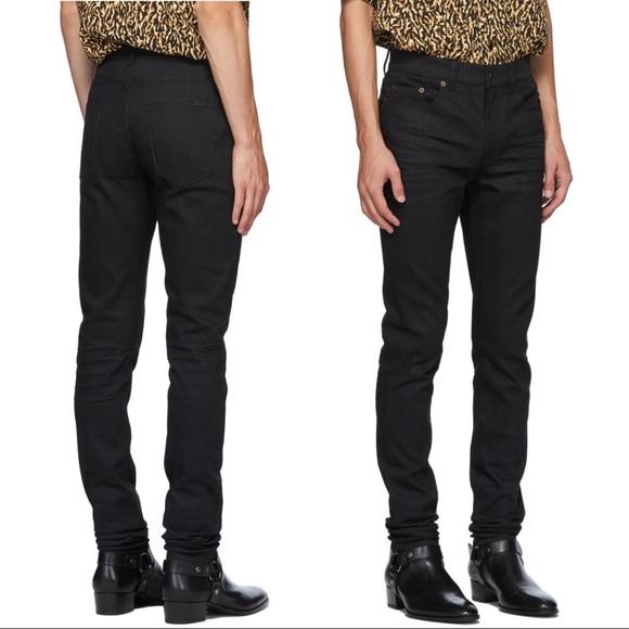 🌈 SOLD 🌈 SAINT LAURENT PARIS D02 M/SK - LW jeans